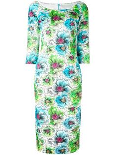 floral midi dress Ultràchic