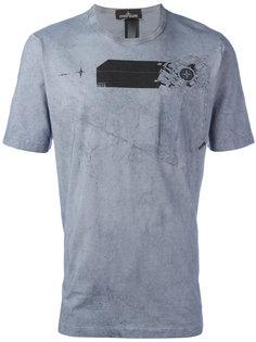 футболка с принтом gear Stone Island Shadow Project