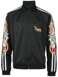 спортивная куртка с вышивкой Doublet