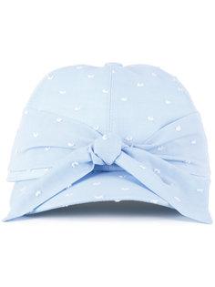 bow baseball cap  Federica Moretti