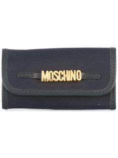logo key holder Moschino Vintage