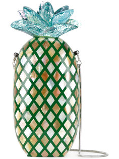 pineapple shape clutch Isla