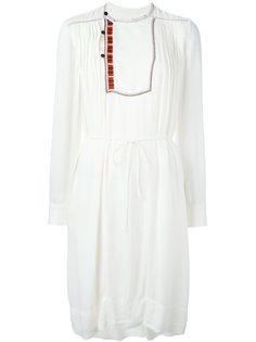 платье с вышивкой Cerza  Isabel Marant Étoile