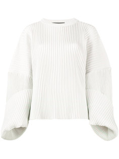 stripe ribbed sweater  Y / Project