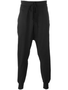 drop-crotch trousers  Thom Krom