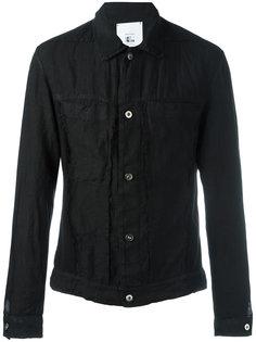 джинсовая куртка с накладными карманами Lost & Found Rooms
