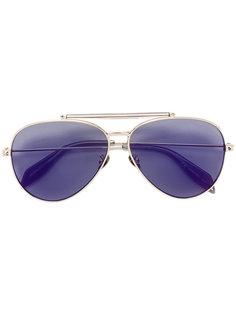 """солнцезащитные очки """"Piercing Shield"""" Alexander McQueen"""