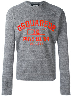 толстовка Phys Ed  Dsquared2