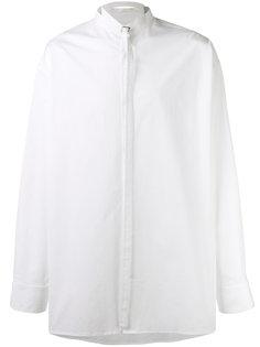 объемная рубашка Raf Simons
