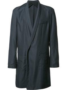 двубортное пальто Haider Ackermann
