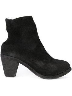классические ботинки Guidi