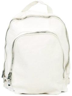 рюкзак с двойной молнией Guidi
