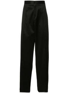 брюки прямого кроя Yang Li