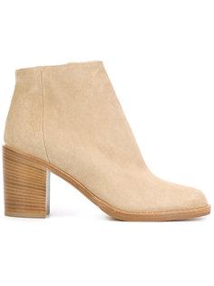 ботинки на молнии Paul Andrew