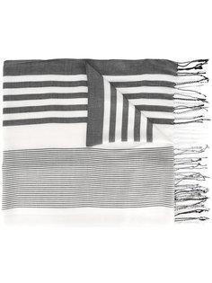 шарф в полоску Twin-Set