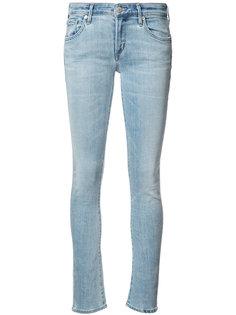 укороченные джинсы скинни Citizens Of Humanity