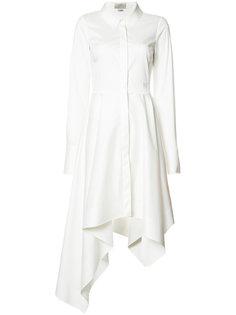 асимметричное платье-рубашка Monse