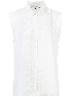 кружевная рубашка без рукавов Kobi Halperin