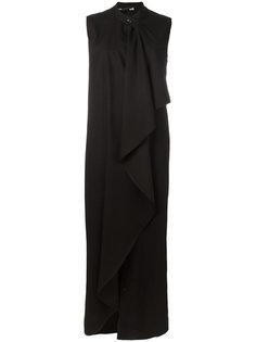 многослойное платье Love Moschino