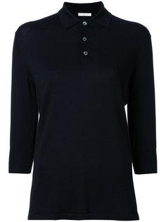 классическая футболка-поло  6397
