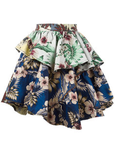 юбка с цветочным рисунком Philosophy Di Lorenzo Serafini