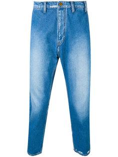 укороченные джинсы Jil Sander