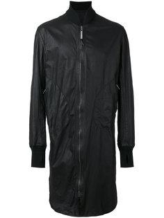 длинная куртка бомбер Isaac Sellam Experience