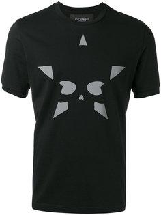 футболка с принтом в виде звезды Hydrogen