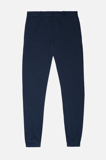 """брюки """"дудочки"""" с эластичными щиколотками Ami Alexandre Mattiussi"""