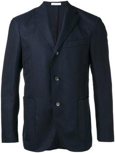 пиджак с накладными карманами Boglioli