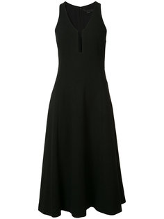 v-neck A-line dress Alexander Wang