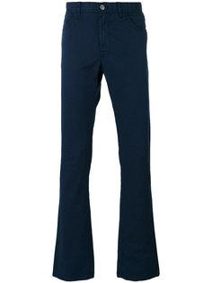 зауженные брюки Brioni