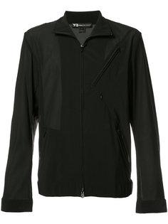 куртка с отделкой в полоску Y-3