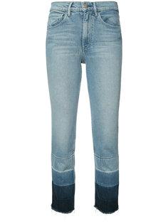 укороченные джинсы Shelter 3X1