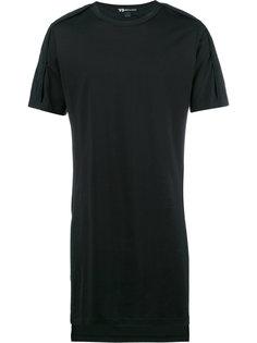 удлиненная футболка кроя слим Y-3