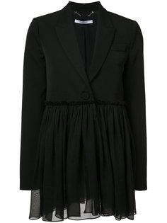расклешенный пиджак Givenchy