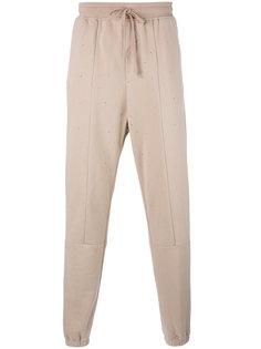 спортивные брюки с перфорацией Stampd