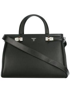 сумка-тоут с логотипом Serapian