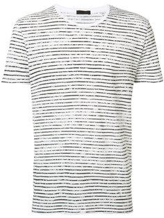 футболка в полоску Atm Anthony Thomas Melillo