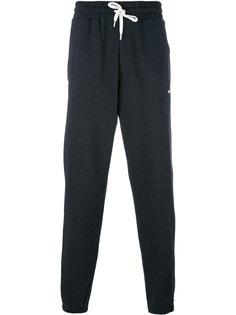 спортивные брюки с эластичными манжетами Wood Wood