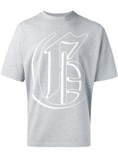 футболка с логотипом  Golden Goose Deluxe Brand