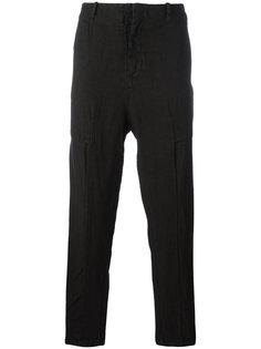 брюки с потертой отделкой Transit