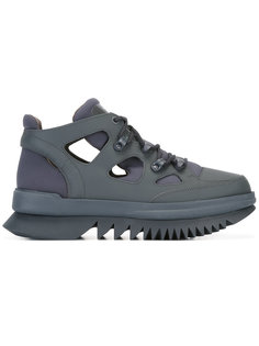 кроссовки на шнуровке Camper