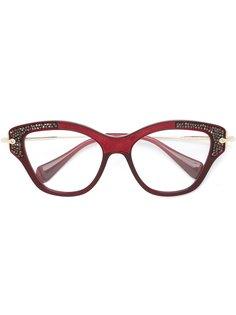 очки Noir Miu Miu Eyewear