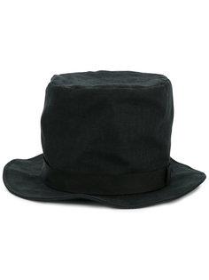 льняная шляпа Yohji Yamamoto