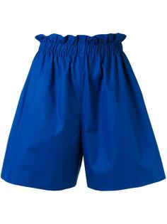 широкие шорты Fendi