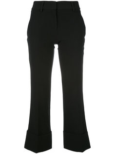 укороченные брюки Versus