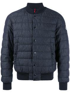 дутая куртка бомбер Moncler