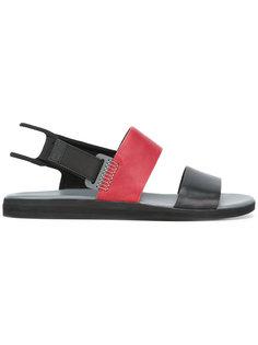 сандалии с ремешком на пятке Camper