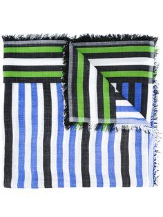 полосатый шарф  Faliero Sarti